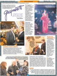 Coluna Gasparotto - Jornal O Sul